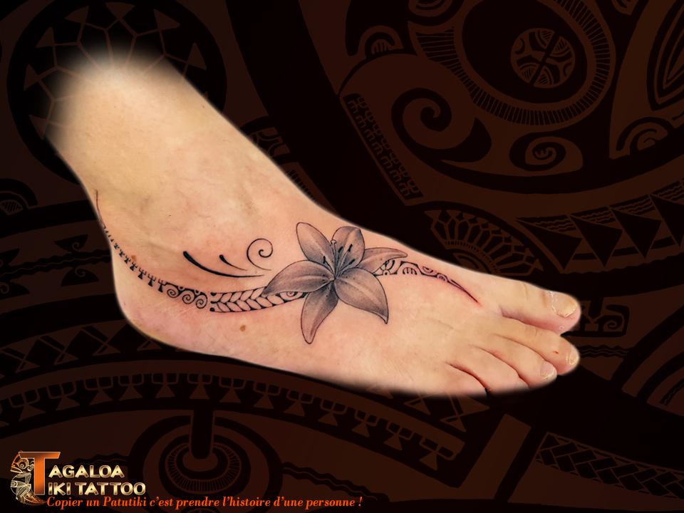 Galerie Femme Tagaloa Tiki Tattoo