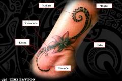 tatouage_marquisien_femme_cheville_fleurS