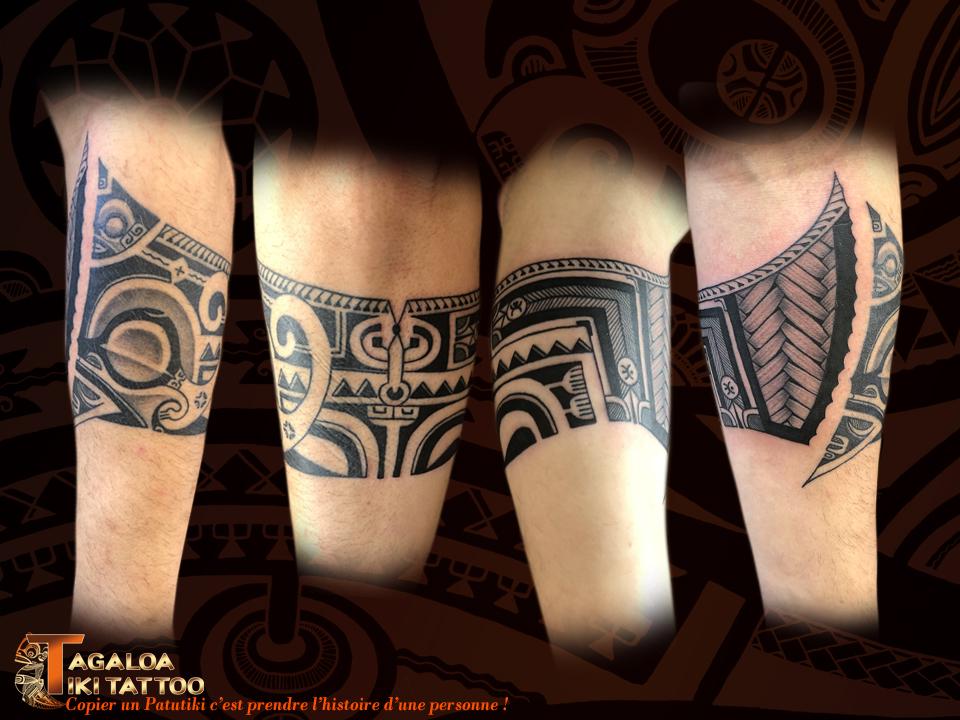 Galerie Homme Tagaloa Tiki Tattoo