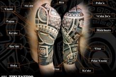 Tatouage_epaule_biceps_tour_complet_tiki_tattooS