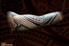 bras samoa tagaloa tiki tattoo