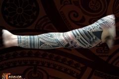 bras complet mixte tagaloa tiki tattoo