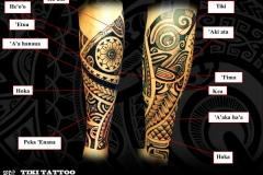 tatouage_mollet_tikitattooS